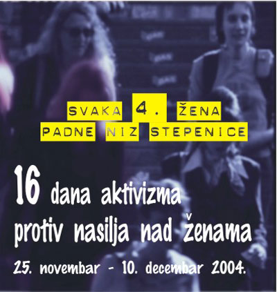Plakat kampanje 2004.